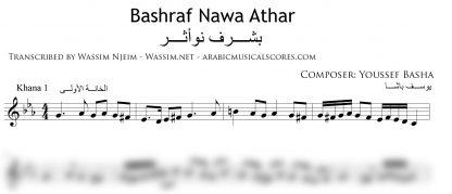 Bashraf Nawa Athar Youssef Basha